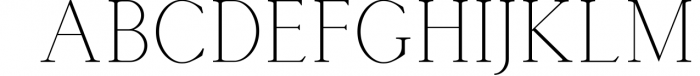 Calgary   An Essential Serif Font UPPERCASE