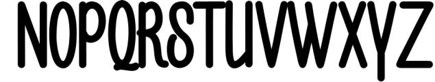 Calligraphy Font Bundles 10 Font UPPERCASE
