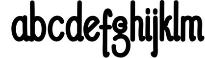 Calligraphy Font Bundles 10 Font LOWERCASE