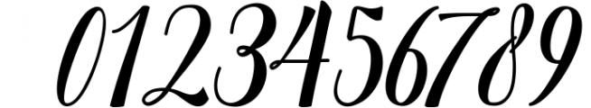Calligraphy Font Bundles 13 Font OTHER CHARS