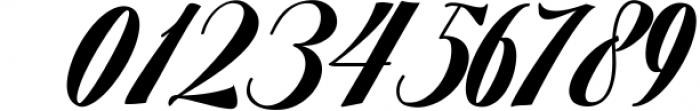 Calligraphy Font Bundles 3 Font OTHER CHARS