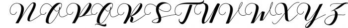 Calligraphy Font Bundles 3 Font UPPERCASE