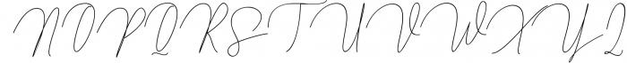 Calligraphy Font Bundles 5 Font UPPERCASE