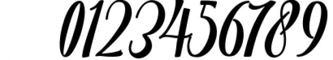Calligraphy Font Bundles 6 Font OTHER CHARS