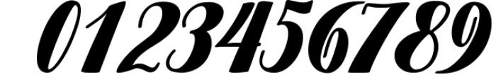 Calligraphy Font Bundles 9 Font OTHER CHARS
