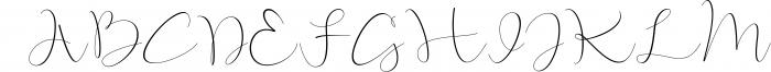 Candrawinata Font UPPERCASE
