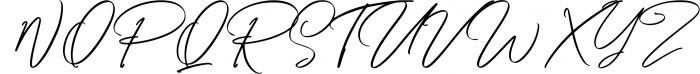 Caramello - Handwritting Script Font Font UPPERCASE