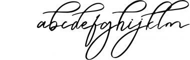 Caramello - Handwritting Script Font Font LOWERCASE