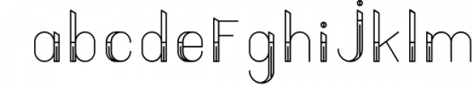 Carnicus - Font Type Font LOWERCASE