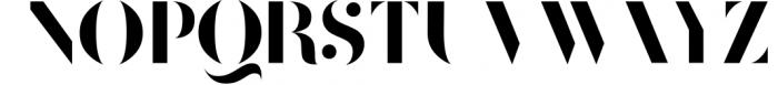 Catalogue - A Minimal Typeface Font UPPERCASE