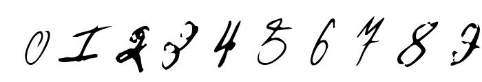 CA Koenigsbrueck Font OTHER CHARS