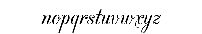CAC Champagne Font LOWERCASE