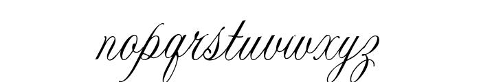 CAC Lasko Condensed Font LOWERCASE