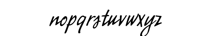 CAC Leslie Font LOWERCASE