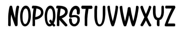 CAMELTOE kalypse Font UPPERCASE