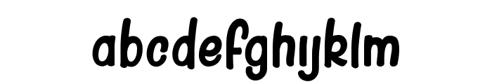 CAMELTOE kalypse Font LOWERCASE