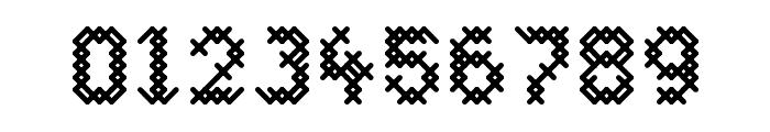 CANEVASRegular Font OTHER CHARS