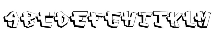 CAPconstruct Font UPPERCASE