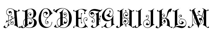 CARSageOpti Font UPPERCASE