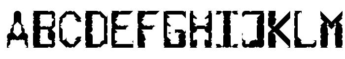 CASivle Font UPPERCASE