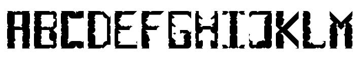 CASivle Font LOWERCASE