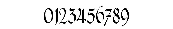 CAT Altgotisch Font OTHER CHARS