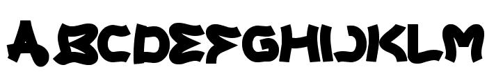 CATALYST Font UPPERCASE