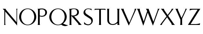 CATLinz Font UPPERCASE