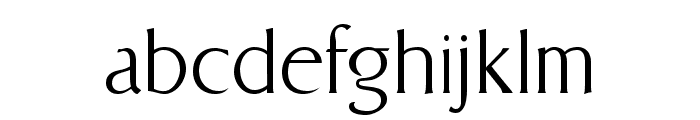 CATLinz Font LOWERCASE