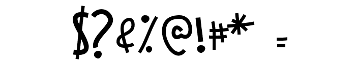 Cabaret_Voltaire Font OTHER CHARS