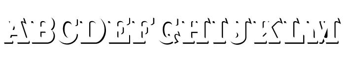 CabbagetownStoneStd Font LOWERCASE
