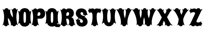 Caberne Font UPPERCASE