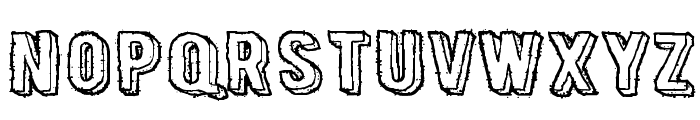 Cactus Tequila Font LOWERCASE