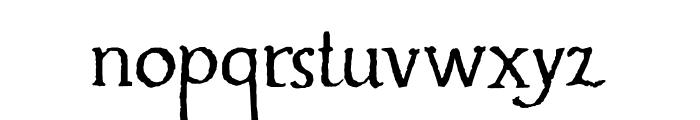 Caerphilly DEMO Regular Font LOWERCASE