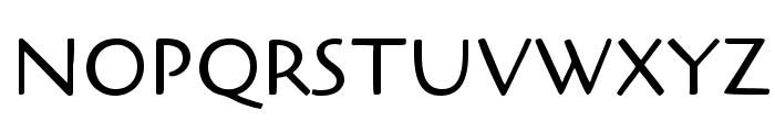 Cagliostro-Regular Font UPPERCASE