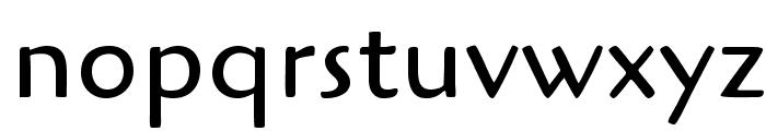 Cagliostro-Regular Font LOWERCASE