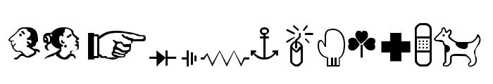 Cairo Medium Font LOWERCASE