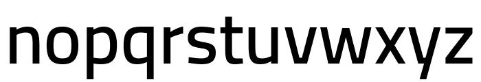 Cairo SemiBold Font LOWERCASE