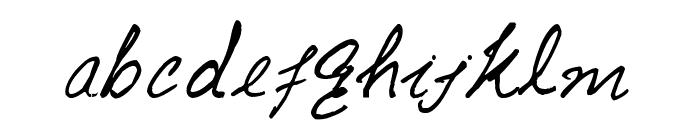 Caitanya font Font LOWERCASE