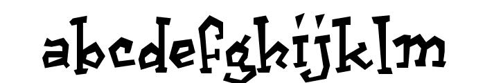 Cajun Boogie Font UPPERCASE