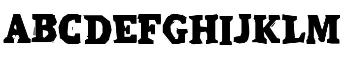 CalangoRevi Font LOWERCASE