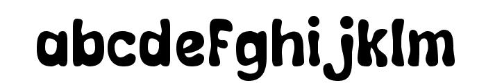 Calebasse [Unregistered] Font LOWERCASE
