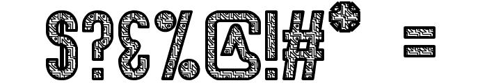 Calendulia St Font OTHER CHARS
