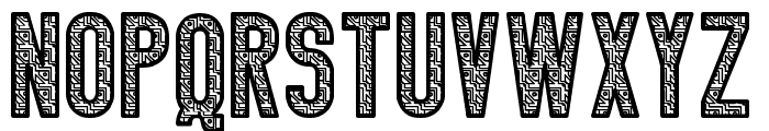 Calendulia St Font LOWERCASE