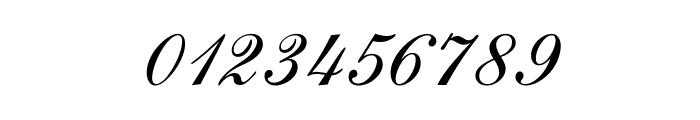 Caligraf W Font OTHER CHARS