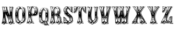 CaliopeVictorian Font UPPERCASE