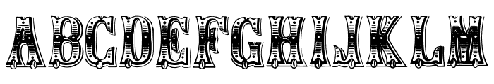 CaliopeVictorian Font LOWERCASE
