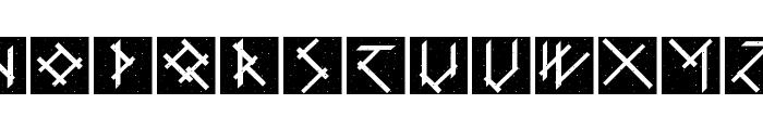 CalligImprovis-BoldPlus Font UPPERCASE