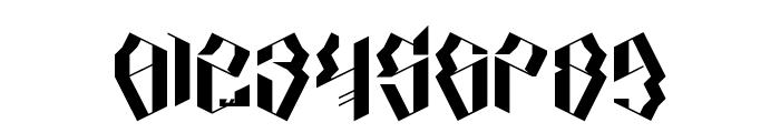 Calligraphy Aquiver Regular Font OTHER CHARS