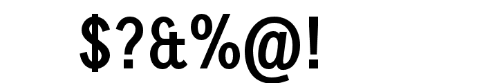 CallingCards-Bold Font OTHER CHARS
